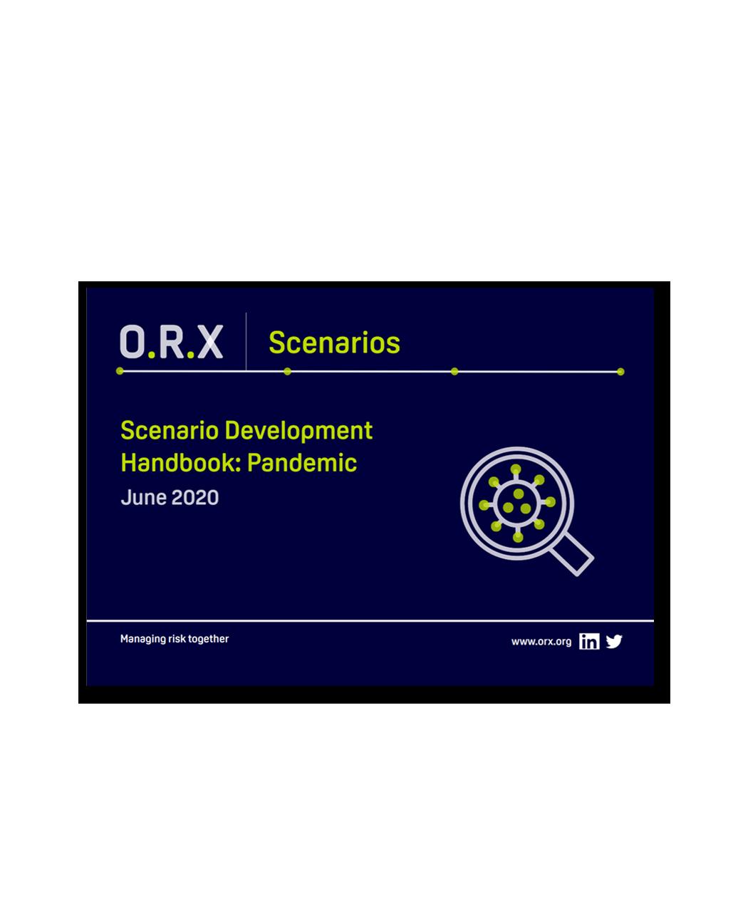 ORX_scenario pandemic handbook transaparent